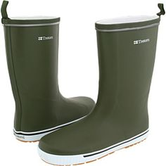I really wouldn't mind having a nice pair of green wellies...