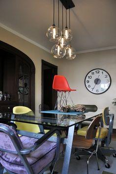 Inspiration: Hanging Light Fixtures | Apartment Therapy