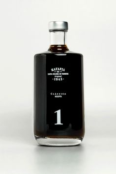 1842 Ratafia — The Dieline - Package Design Resource