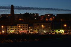 France, City, Night, Wharf, Port, Bistro #france, #city, #night, #wharf, #port, #bistro