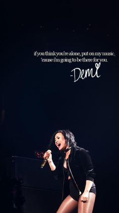 Demi Lockscreen