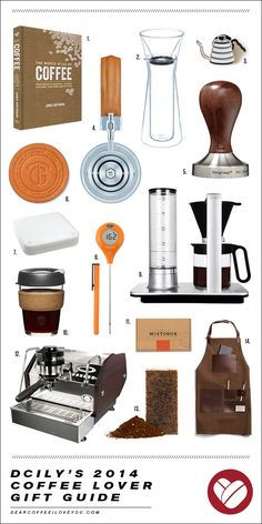 DCILY'S COFFEE LOVER GIFT GUIDE 2014 http://www.dearcoffeeiloveyou.com/dcilys-coffee-lover-gift-guide-2014/