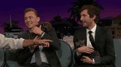 17 Gifs Of Tom Hiddleston Holding A Baby Leopard That Will Give You All The Feels