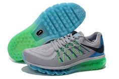 new style 26089 7b002 Buy Nike Men s Running Shoes Air Max 2015 Light Grey Green Cheap To Buy  from Reliable Nike Men s Running Shoes Air Max 2015 Light Grey Green Cheap  To Buy ...
