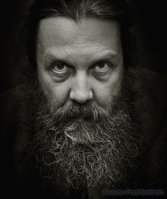 Alan Moore - what CAN'T I say about this guy? The Watchmen is my favourite graphic novel of all time.