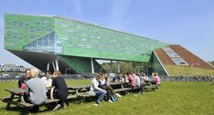 Linneausborg - Faculty of Mathematics and Natural Sciences   University of Groningen, the Netherlands
