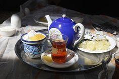Iranian Tea, just how I like it.