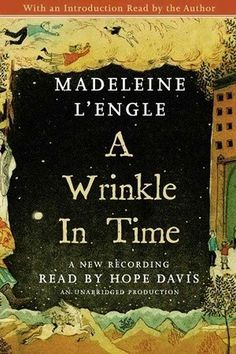 Best Young Adult Books For Teens And Older Ya Books, Great Books, Books To Read, Hope Davis, A Wrinkle In Time, Through Time And Space, Ya Novels, Books For Teens, Book Recommendations