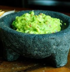 Traditional Guacamole - Hispanic Kitchen
