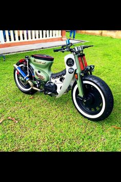 Check this website resource. Simply click the link to read more about atv price. Check the webpage to get more information. Bobber Custom, Custom Motorcycles, Custom Bikes, Moped Scooter, Vespa, Moto Bike, Motorcycle Bike, Motorcycle Design, Bike Design
