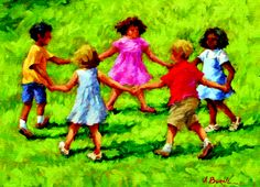 'CIRCLE OF FRIENDS' It is a rich blessing to have a circle of friends who bring their own unque ideas to the table and collectively bring a breath of fresh air with a new perspective to just about any topic.