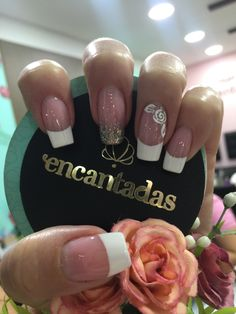 Nail Deaigns, Gel Nail Art, Acrylic Nails, Gel Nails, Nail Polish, Elegant Nails, Fashion Colours, French Nails, Manicure And Pedicure
