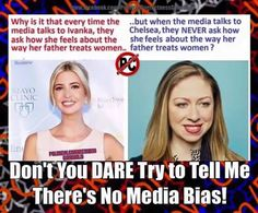 Don't you DARE try to tell me there's no media bias!
