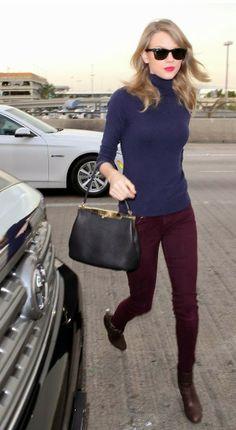 @Emma White get the look diario en LAX, Los Angeles Airport