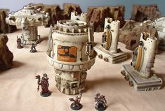 this scenery looks like it actually might do something, unlike a lot of Tau terrain