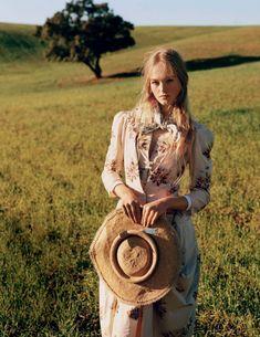 Country life, moda primavera - Dianavadeboda