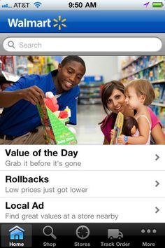 My app! Inexpensive stuff, QR Code scanner and the best shopping list creator on the market