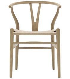 Wegner designed the Wishbone Chair especially for Carl Hansen & Søn in Read more about this timeless design icon. Plywood Furniture, Danish Furniture, Unique Furniture, House Doctor, Teak, Desktop, Small Accent Chairs, Chair Price, Hans Wegner