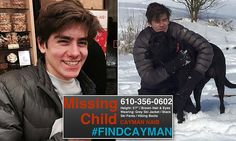 RIP 13 year old Cayman Naib's body was found on Sunday :O(  http://www.dailymail.co.uk/news/article-2985117/Search-Cayman-Naib-13-Newtown-Square-Pennsylvania-continues.html
