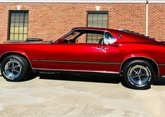 1969 Ford Mustang Mustang
