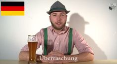 One Of These Is Not Like The Others – How German Sounds Compared To Other Languages (Funny Video)