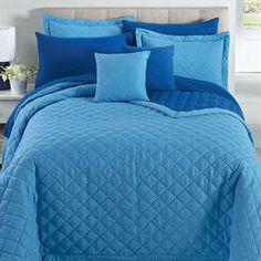 BrylaneHome® Studio Quilted Bedspread & More | BrylaneHome® Studio Collection | Brylanehome, 120 x 118