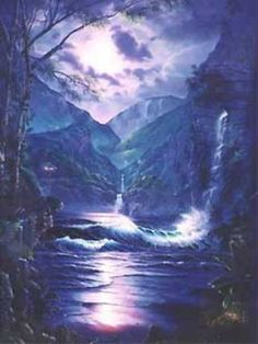 "Limited Edition Print ""Secret Place"" by Christian Riese Lassen"