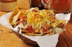Potato chips, snack food