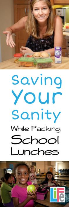 Learn 4 steps that will help your mornings run more smoothly.  Packing school lunches does have to be as horrible as it is.