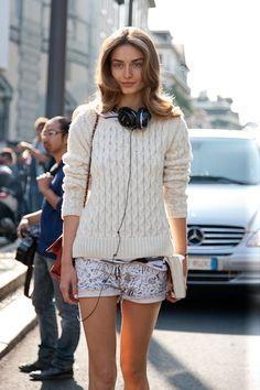 model Andreea Diaconu