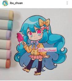 Ibu Chuan drawing                                                                                                                                                                                 Mais