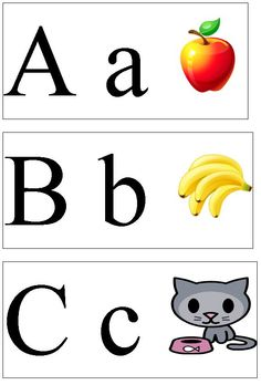 Alphabet teaching resources on Pinterest | Teaching Resources ...