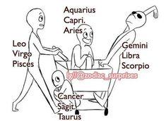 Zodiac Sign Traits, Zodiac Signs Astrology, Zodiac Star Signs, Zodiac Horoscope, My Zodiac Sign, Zodiac Funny, Zodiac Memes, Signo Virgo, Anime Zodiac