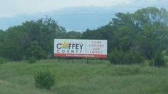 Another on Coffey County..near Lebo, Ks.  7/14/16