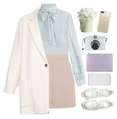 """""""1.3.17, 14/34"""" by annasrgvalim ❤ liked on Polyvore featuring RED Valentino, Topshop, Speck and Isabel Marant"""