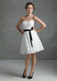 Vestidos de Damas Blancos - Para Más Información Ingresa en: http://imagenesdevestidosdenovia.com/vestidos-de-damas-blancos/