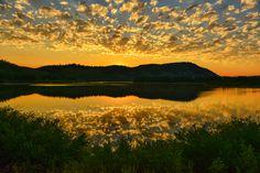 Daybreak at Oxbow by Jeff Clow, via 500px [Grand Teton National Park]