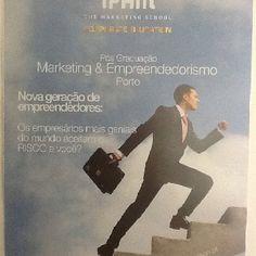 Pós graduação em marketing e empreendedorismo no Porto