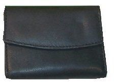 Genuine Leather Mini Wallet by Rolfs $7.21 (52% OFF)