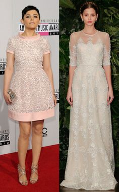 Whitney Port From Celeb Wedding Dress Predictions