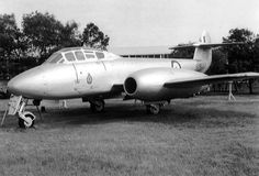 Picture of the Gloster / Armstrong Whitworth Meteor