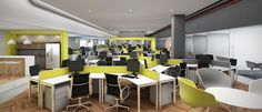 SDV - Singapore Office Designed by Kelvin & Frank Reid