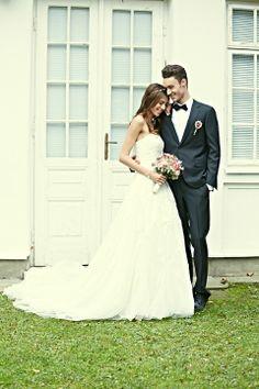 Klassische Hochzeitsinspiration zum Träumen von marry