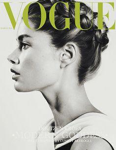 {fashion inspiration | editorial : doutzen kroes for vogue turkey}