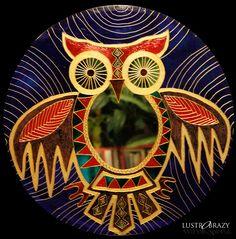 lustrobrazy mirror owl
