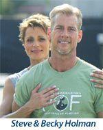 Steve Holman & Becky Holman