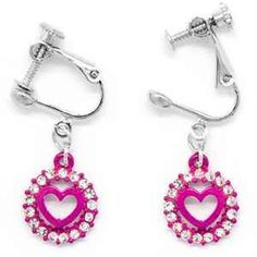 Kids and tweens fashion accessories. Shop our range of children's and tween's accessories and jewellery Ruby Jewelry, Diamond Jewelry, Jewellery, Tween Fashion, Heart Earrings, Crochet Earrings, Fashion Accessories, Personalized Items, Kids