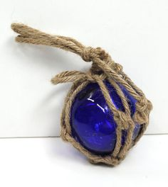 product, 300dark blue, glasses, blue glass, accentglass float, blue period, ropes, blauw glas, blues
