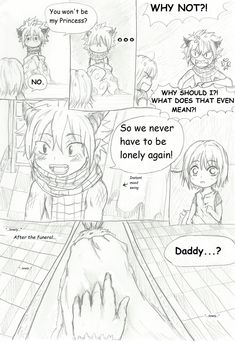 NaLu My Baby Dragon - My Pet Princess  Chap 2 pg 5 by Inubaki.deviantart.com on @DeviantArt