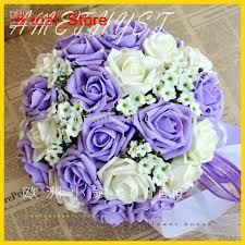 violet bouqet